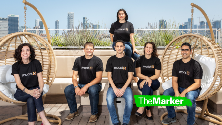 """Model9 named by TheMarker as one of the """"most promising companies"""" in 2020"""